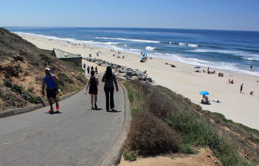 South Carlsbad State Beach Weather