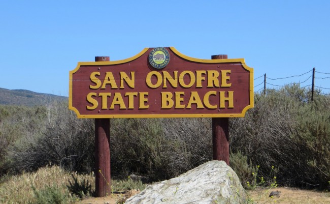 San Onofre State Beach Nude Area San Clemente Ca