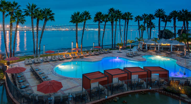Marriott Hotels On The Beach In Southern California