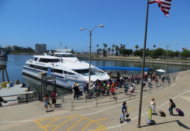 Catalina Express Ferry