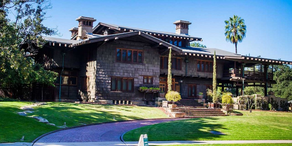 the gamble house ca