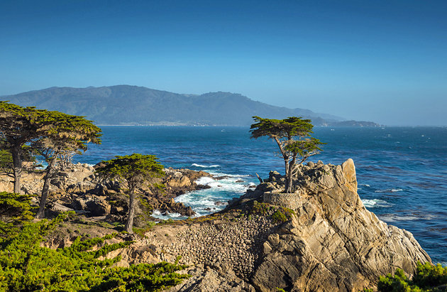 17 mile drive pebble beach ca california beaches for To do in california
