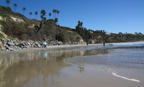 San Diego secluded beaches